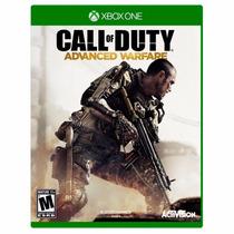 Call Of Duty Advanced Warfare Xbox One Mídia Física + Brinde