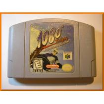 Fita Nintendo 64 1080º Ten Eighty Snowboarding N64