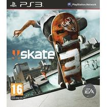 Jogo Skate 3 Iii Em Mídia Física Original Menor Preço Ps3
