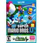 New Super Mario Bros. U + New Super Luigi U| Nintendo Wii U