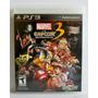 Jogo Ps3 - Marvel Vs Capcom 3 Fate Of Two Worlds - Usado