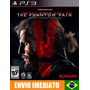 Metal Gear Solid V 5 The Phantom Pain Ps3 Psn Envio Agora