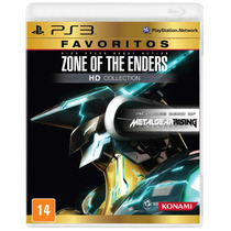 Jogo Zone Of The Enders - Hd Collection - Playstation 3