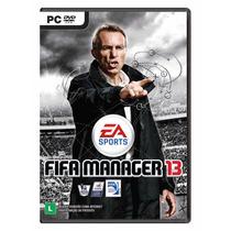 Jogo Fifa Manager 2013 Para Pc
