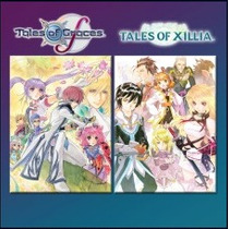 Tales Of Graces F + Tales Of Xillia - Pacote Combo Jogos