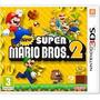 New Super Mario Bros 2 Nintendo 2ds 3ds 3dsxl Novo E-sedex
