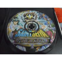 Jogo Original Para Playstaion 2 Saint Seiya The Hades 2