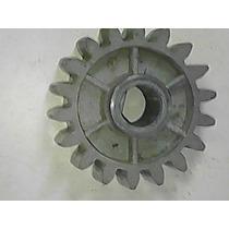 Motor De Portão Mc Garcia - Só A Engrenagem Externa