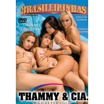 Dvd Thamy E Cia Julia Paes Thamy Gretchen Frete Gratis