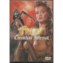Dvd Fausto - Comichão Infernal