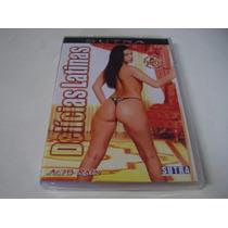 Dvd Original Delícias Latinas - Sutra = Vitorsvideo