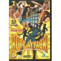 Butt Attack! - Vivid - Dvd Novo - Melodie Gore - Promoção