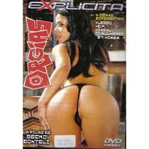 Dvd Orgias - Explícita *