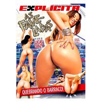 Dvd Pornô Brasileiro Sexo Explícito As Faveladas Anal