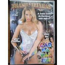 Dvd Carnaval 2009 Nikki Rios Brasileiirnhas Frete Grátis