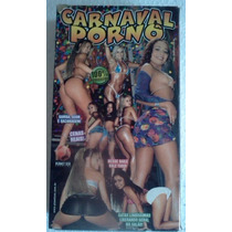 Vhs Carnaval Porno Planet Sex 100% Brasileiras