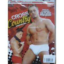 Dvd Cros Country Sexual Falcon Frete Grátis