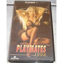 Vhs Raro - Playmates De Playboy 1994