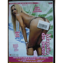 Dvd Mansão Do Sexo Travesti