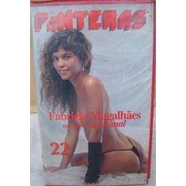 Vhs Raro - Fabrizia Magalhães - As Panteras
