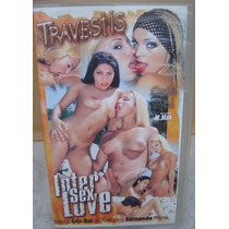 Vhs Raro - Inter Sex Love - Brazilian Travestis