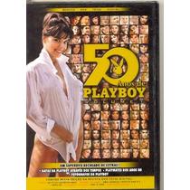 Dvd Playboy 50 Anos Vol. 01 Seminovo Original
