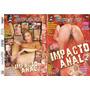 Dvd Triplesex, Impacto Anal 2, Pornografico, Original