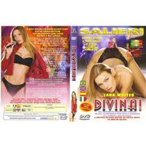 Dvd Salieri Zara Whites, Divina!, Pornografico, Original