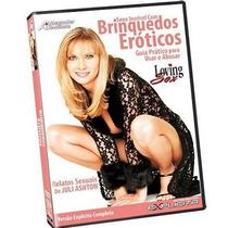 Sexo Incrível Com Brinquedos Eróticos Dvd Filme Erótico