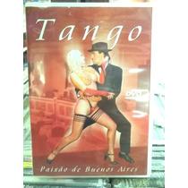 Tango Paixão De Buenos Aires Filme Erótico Excelente Estado