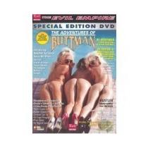 Dvd Adventures Of Buttman All Regions Importado Original