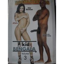 Dvd Kid Bengala 3 Brasileirinhas Frete Gratis