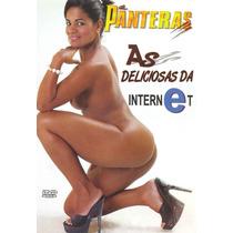 Dvd - As Deliciosas Da Internet - Panteras (usado)