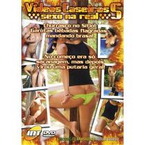 Dvd - Videos Caseiros 5 Sexo Na Real (usado)
