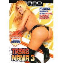 Dvd - Trans Mania Vol.3 Ícaro (usado)