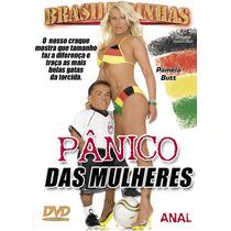 Dvd Brasileirinhas Pânico Das Mulheres