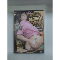 Dvd Detonando Rabinhos Caipiras - Sexxxy - Frete 8,00