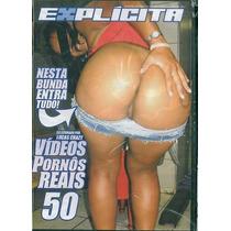 Dvd - Vídeos Pornôs Reais 50
