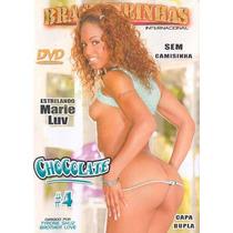 Dvd Brasileirinhas Chocolate 4