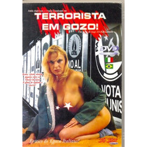Dvd Terrorista Em Gozo So Sex Nikki Anderson Original