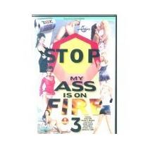 Dvd Stop My Ass Is On Fire 3 Importado Original