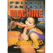 Dvd Madrasta Em Gozo - Meu Grande Exemplo! Private (usado)