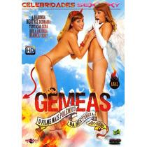 Dvd - Gêmeas - O Filme Mais Polemico Do Pornô (usado)
