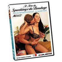 Dvd - A Arte Do Spanking E Do Bandage