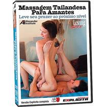 Massagem Tailandesa Para Amantes - Filmes Dvd Sexo