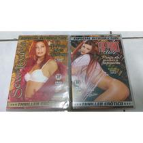 2 Dvd Erótico(não É Sexo Explícito)