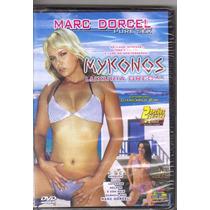 Dvd Mykonos Lúxuria Grega!, Pornô Adulto, Original, Lacrado