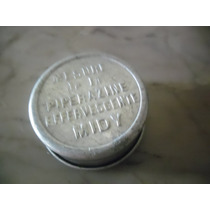 Colecão Farmácia-antiga Tampa Medidor Vermífugo Piperazine