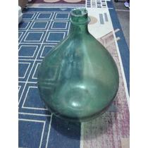 Garrafão + -40/50 Litros Muito Antigo Raridade Vidro Perfeit