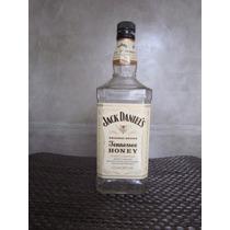 Jack Daniels Honey 1 Litro Garrafa Vazia.
